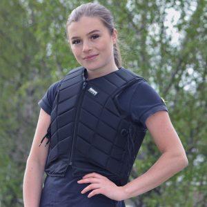 Säkerhetsväst novasport competion på Ebba