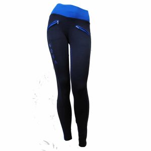 rid tights ridleggins helskodd nova sport elly fram blå
