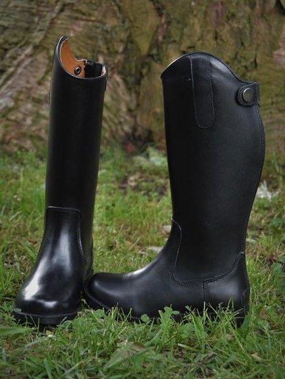 HKM Barnridstövel Cordoba Läder